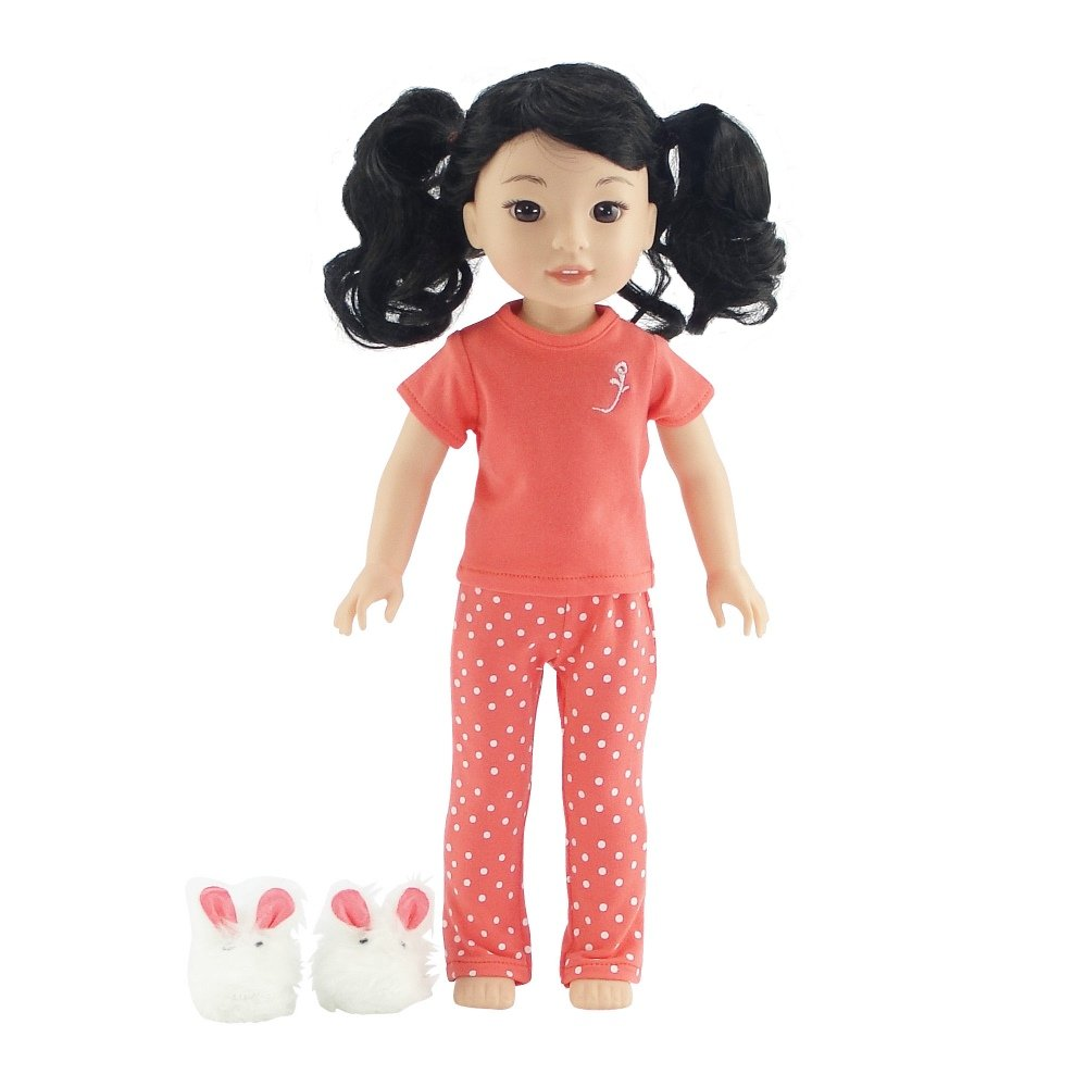 268cfefcfa Made to fit 14 Inch dolls such as American Girl Wellie Wishers