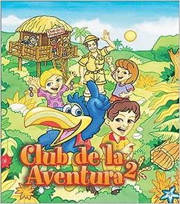 Club de la Aventura 2 CD: Nathan Aanderud: 9780829735321: Amazon.com: Books