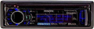 Kenwood 1-DIN In-Dash CD Receiver