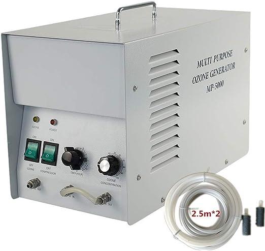 LIUQIGRASS Purificador de Aire y purificador de Aire con ozono ...