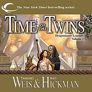 Time of the Twins Audiobook