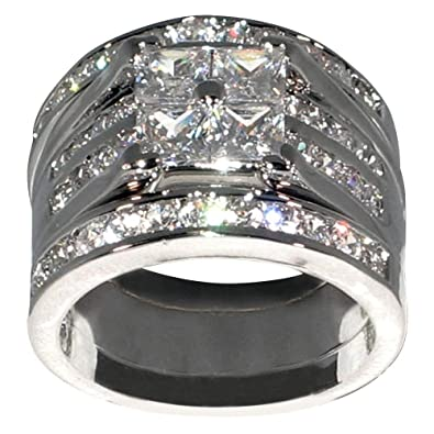 Bridal Ring Bling J16 product image 3