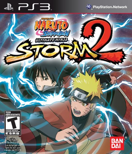 Naruto Shippuden: Ultimate Ninja Storm 2 (Naruto Video Games Ps3)