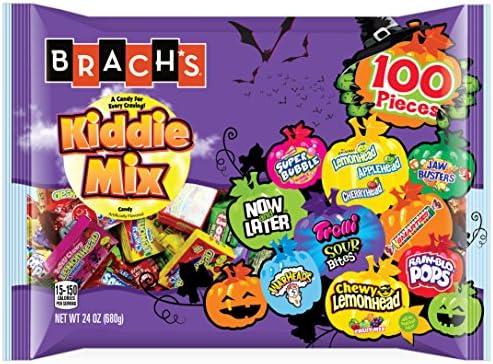 Brachs Kiddie Mix Candy, 24 Ounce Bag, Pack of 12: Amazon.es: Alimentación y bebidas