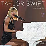 Taylor Swift 2018 12 x 12 Inch Monthly Square Wall Calendar with Foil Stamped Cover by Plato, Music Pop Singer Songwriter Celebrity (English, French and Spanish Edition)