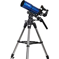 Meade Instruments Infinity 80mm AZ Refractor Telescope (Blue)