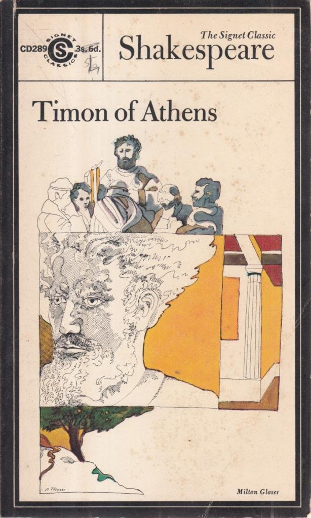 Timon of Athens (The Pelican Shakespeare)