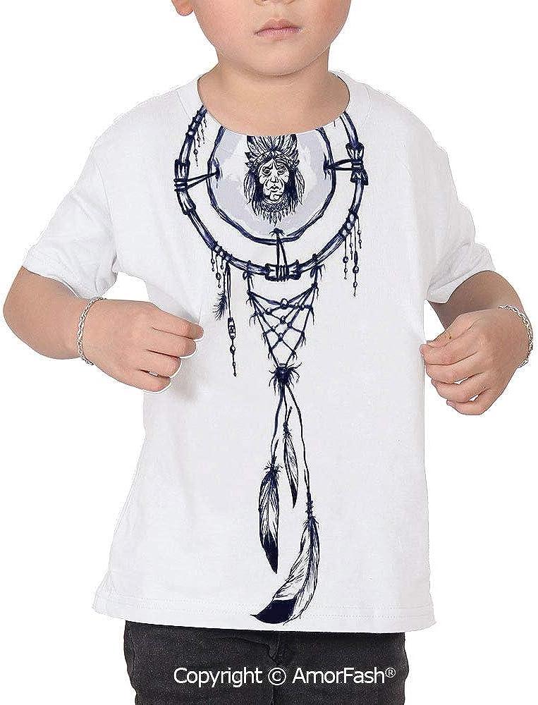 Native American Crew Neck for Ultimate Comfort T-Shirt,Native Ameri