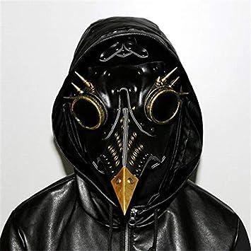 Máscara de Doctor Plaga Steampunk Kevinliu