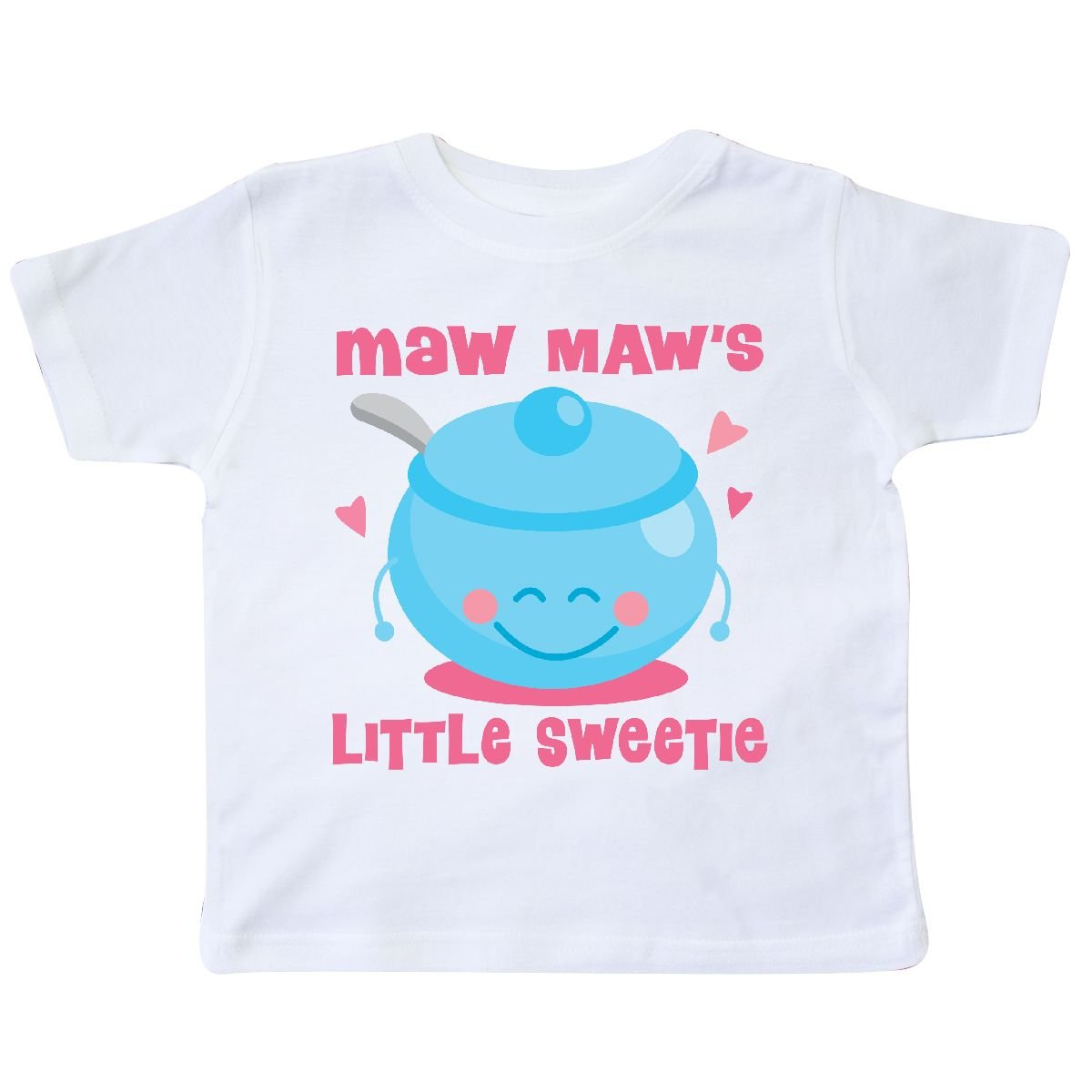 inktastic Maw Maw Little Sweetie Toddler T-Shirt