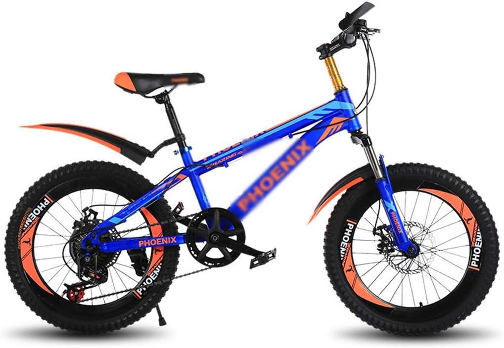 Bicicletas Triciclos Montaña para Niños Velocidad Variable para Niños De 20 Pulgadas Niños Pequeños Que Van A La Escuela Viaje Al Aire Libre