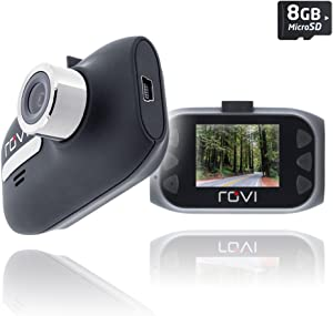 Rovi CL-3033 Compact Dash Cam, 1 Pack