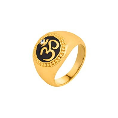495b1067b5f191 Dare by Voylla Discover Again Mahadev Ring Jewelry Gift for Him