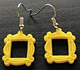 Friends Yellow Peephole Door Frame Earrings - Inspired by the one on Monica's door as seen on Friends