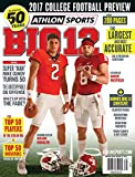 Athlon Sports 2017 College Football Big 12 Oklahoma Sooners/Oklahoma State Cowboys Preview Magazine