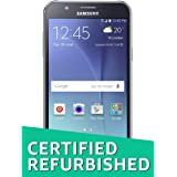 (Certified REFURBISHED) Samsung Galaxy SM-J700F (Black, 16GB)