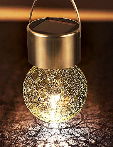 BRIGHT Stainless Crackle Lights Hanger