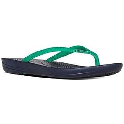 f9d1e8f867b575 Fitflop Women s iQushion Ergonomic Flip-Flops Parakeet Green 07    Sunscreen  Amazon.co.uk  Shoes   Bags