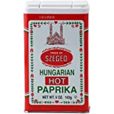 Hungarian Paprika (Hot) - 5oz (Pack of 1)