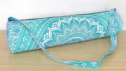 Amazon.com : Indian Handmade Cotton Mandala Hippie Ombre ...