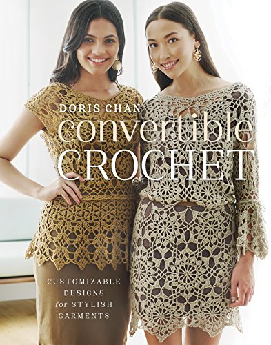 - Convertible Crochet: Customizable Designs for Stylish Garments