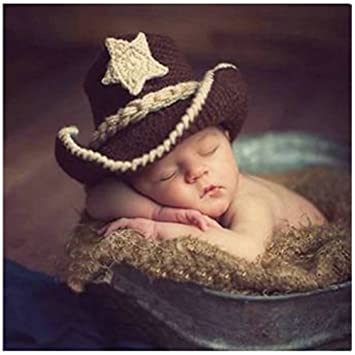 BINLUNNU Neugeborene junge mädchen Handarbeit gehäkelte Baby kostüm ...