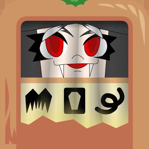 Punykura Halloween - Kawaii, cute purikura ( Japanese photo booth ) horror deco sticker / stamp & (Customs Halloween Make)