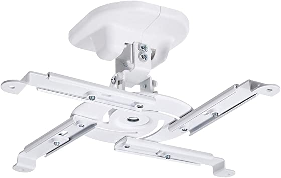 AmazonBasics Tilting Projector Bracket Mount for Ceiling and Wall ...