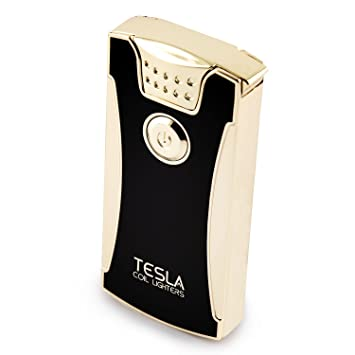 Tesla Coil Lighters™ USB Rechargeable Windproof Dual Arc Lighter