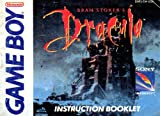 Bram Stoker's Dracula GB Instruction Booklet (GameBoy Manual Only - NO GAME) (Nintendo GameBoy Manual) NO GAME INCLUDED