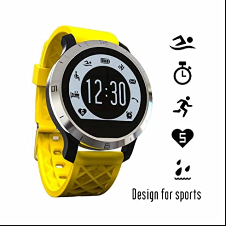Fitness tracker Smartwatch Impermeable IP68 Pulsera Actividad ...