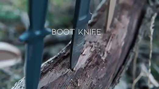 Amazon.com: Cold Steel - Cuchillo para botas forjadas ...