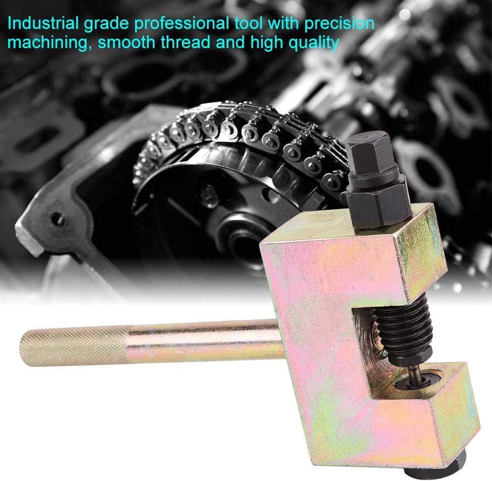 Cha/îne Splitter 13 Pcs Cha/îne En Acier Splitter Breaker Cha/îne Remover Remover Outil De R/éparation De La Cha/îne Extracteur De Lien Extracteur Remover Rivetage Outil Set Avec /Étui