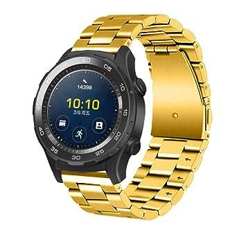 Amazon.com: gbsell auténtico banda de reloj inteligente ...