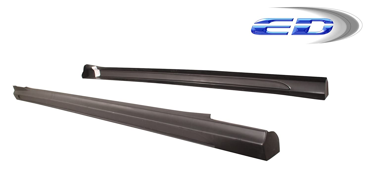 Compatible With A4 2009-2018 Brightt Extreme Dimensions ED-BOE-761 R-1 Side Skirts Rocker Panels 2 Piece Body Kit