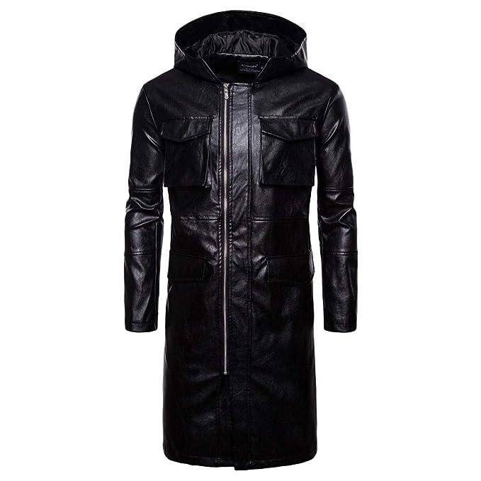Giacca da Uomo CLOOM, Uomo Cappotto Invernale Giacca Outwear