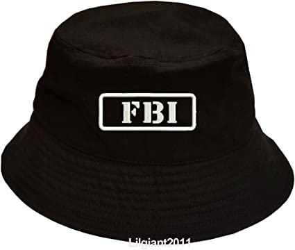FBI Federal Bureau of Investigation MILITARY BASEBALL CAP HAT FREE SHIPPING USA