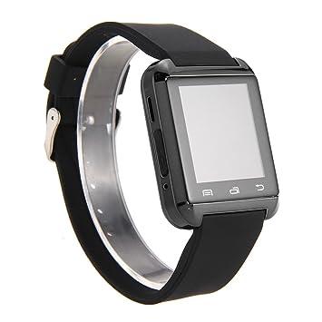 Asiright Original U8 - Reloj inteligente con Bluetooth para Android y iPhone