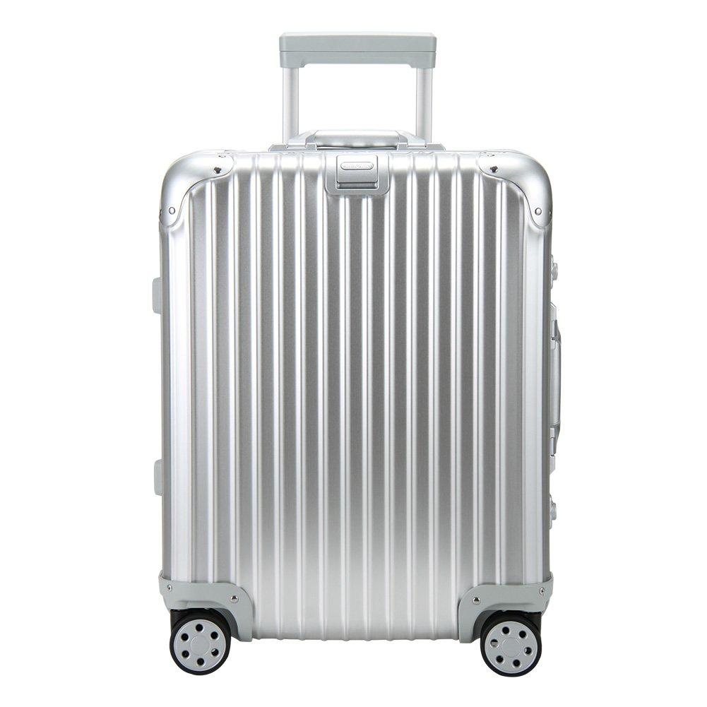 RIMOWA [ リモワ ] トパーズ 924.56.00.4 スーツケース 【TOPAS】 シルバー 45L [並行輸入品] B07BKNY1SF
