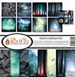 Ella & Viv by Reminisce Dark Hallow Scrapbook Collection Kit