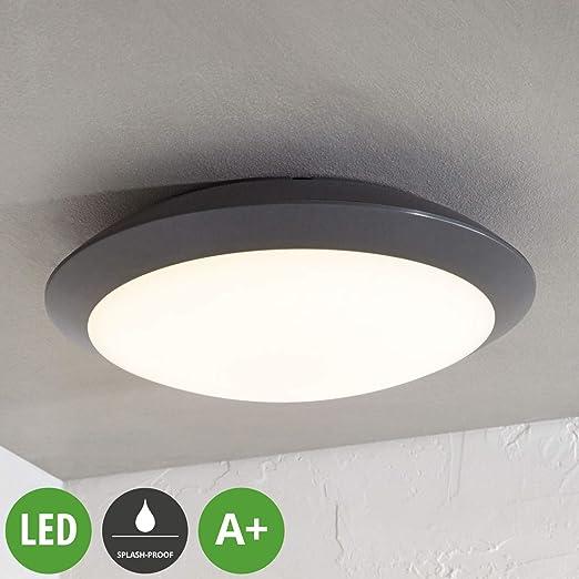 LED Lámparas de techo Naira (Moderno) en Negro hecho de ...
