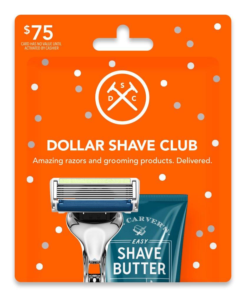 Dollar Shave Club Gift Card