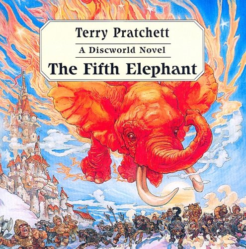 Image result for discworld the fifth elephant
