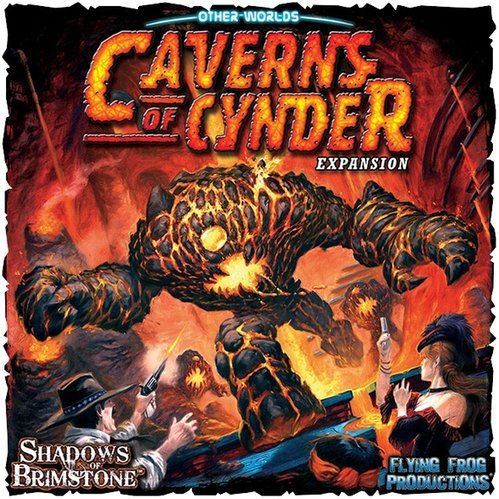 Flying Frog Shadows of Brimstone: Caverns of Cynder