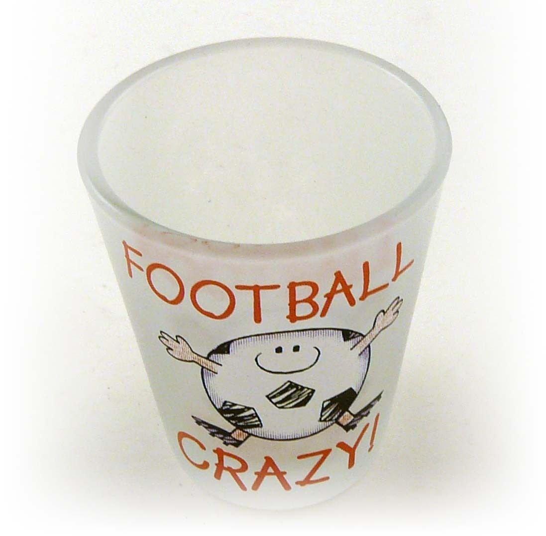 IGI Ltd Balón de fútbol Crazy Vasos de chupito x 2 Paquetes ...