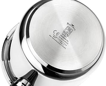 BRA RÁPIDA Vitesse Olla de 6 litros apta para todo tipo de cocinas ...