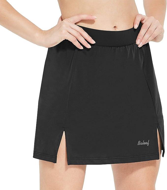 BALEAF Women's Cycling Skort Bike Skirt