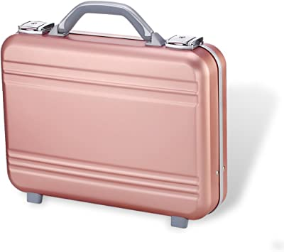 Tokers Pure Aluminum Briefcase Attache Case Hard-Sided Laptop Case