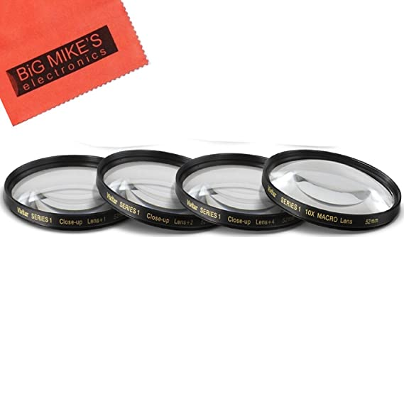 Review 52mm Close-Up Filter Set