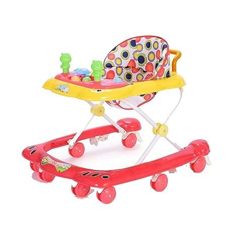 Andador para Bebés | Coche De Juguete Plegable Antivuelco | Coche ...